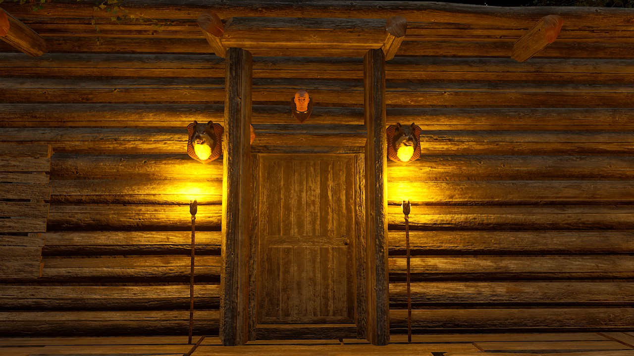 Die Tür zur Hölle