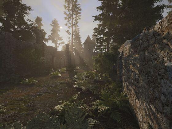 Die Burg, ist sie nicht wundervoll?