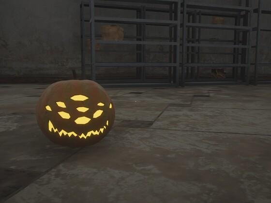 Halloween Schloss