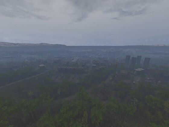 Stadt-Level: Riesig!