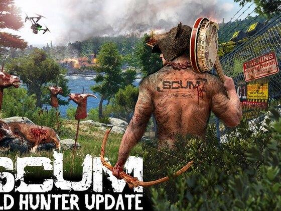 SCUM - Wild Hunter Update