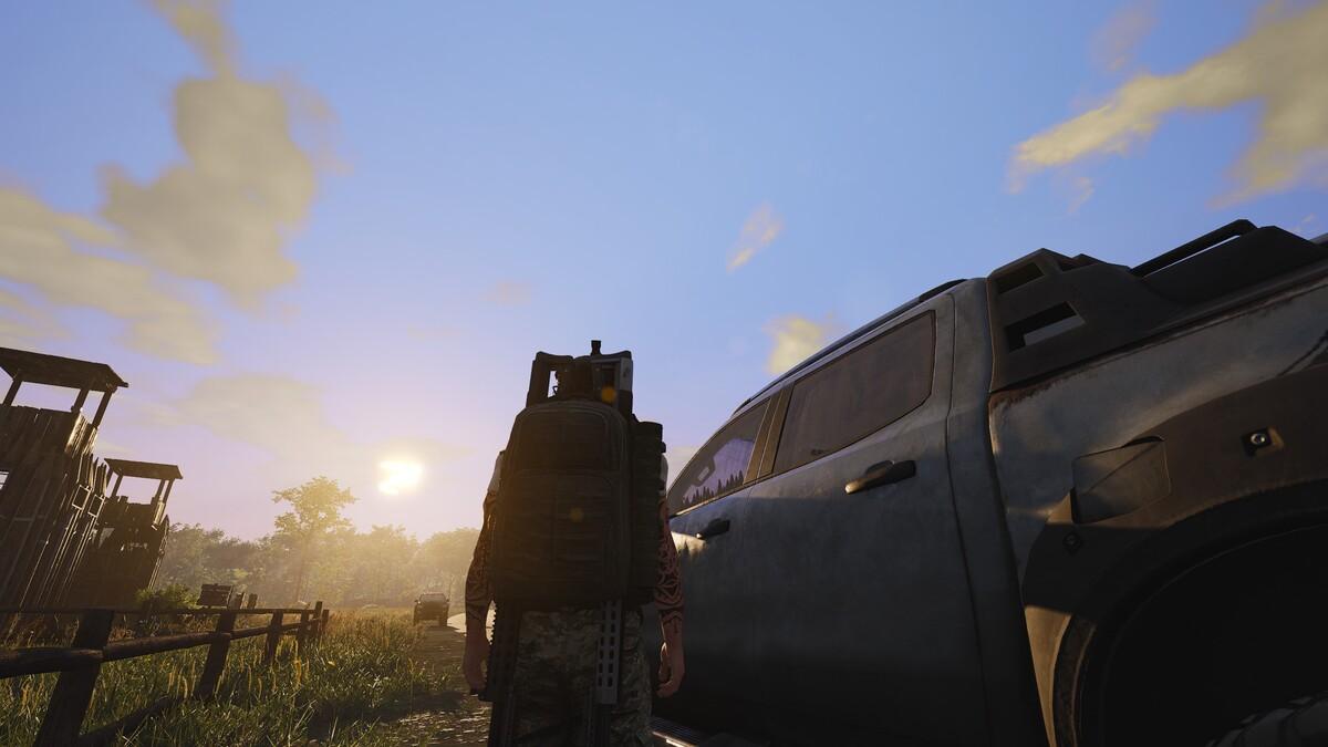 Was ein Sonnenuntergang