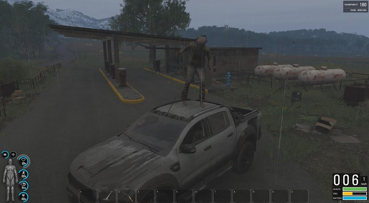 Zombie will wohl Autosurfen xD