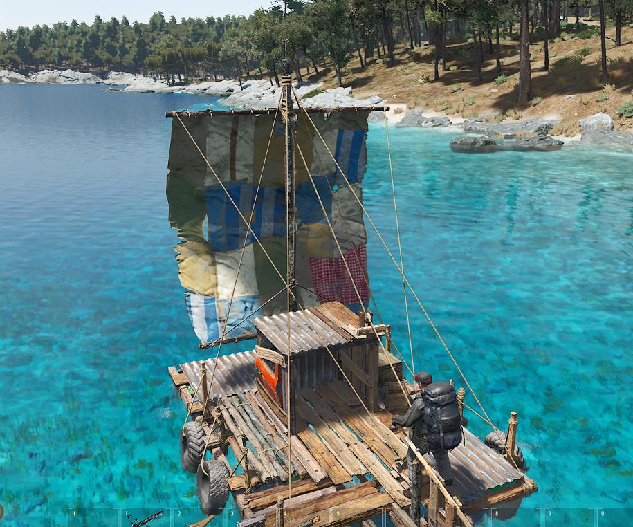 Einfach mal segeln gehen