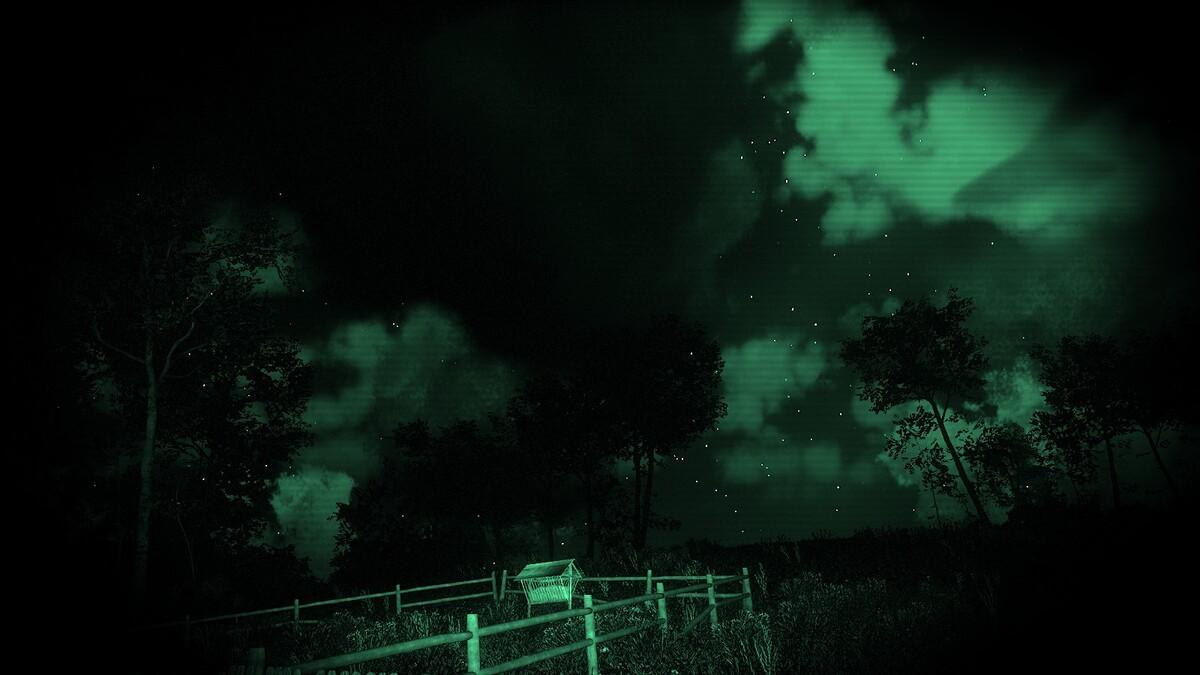 Scum bei Nacht 1