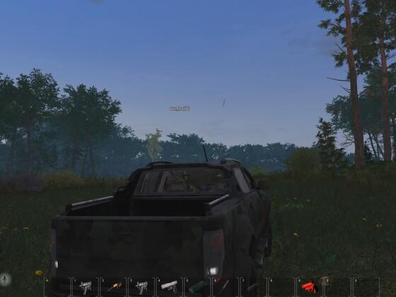 Airdrop steht in der Luft