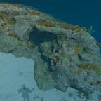 Unterwasserhöhle B4