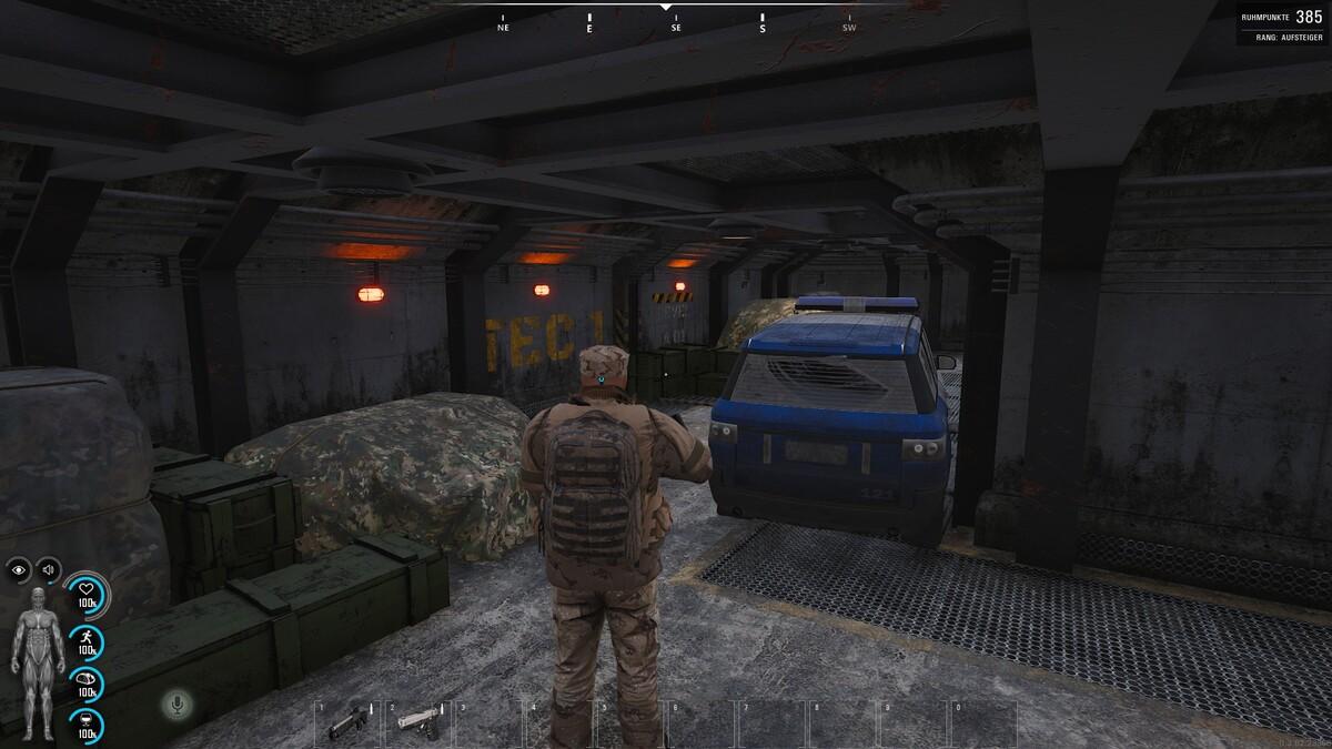 Bunkertour