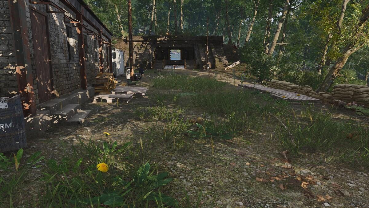 Grafikfehler Bunker in B2