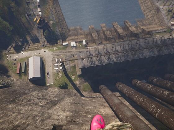 SCUM - Dam Jump