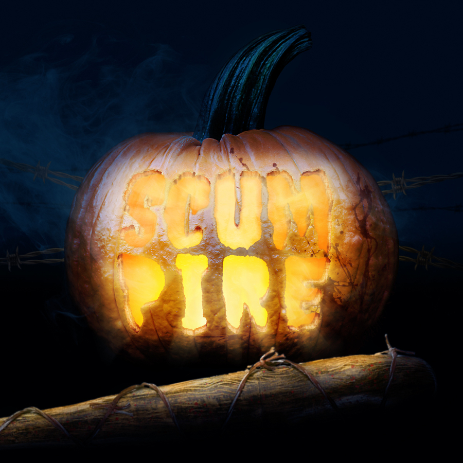 SCUMPIRE Halloween