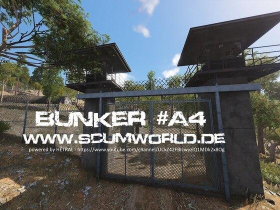SCUM: Hetral geht in Bunker A4
