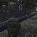 U-Boot Basis im Süd-Westen 2