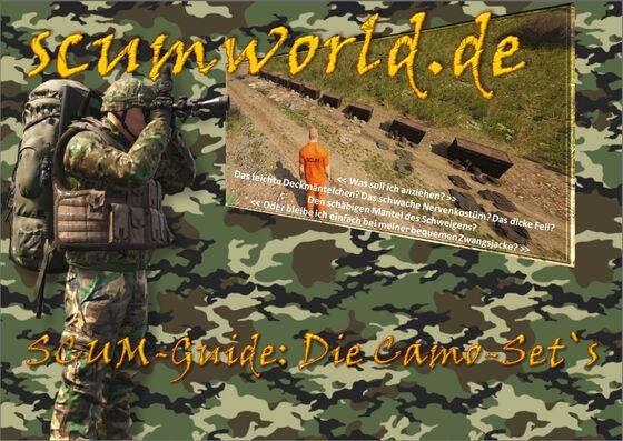 Der Camo-Guide von www.scumworld.de